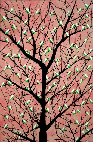 Vriksh Vaig by Sumit Mehndiratta, , , Brown color