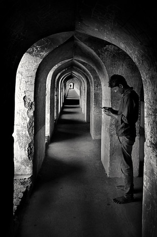 Arch View - Photograph by R K Rao
