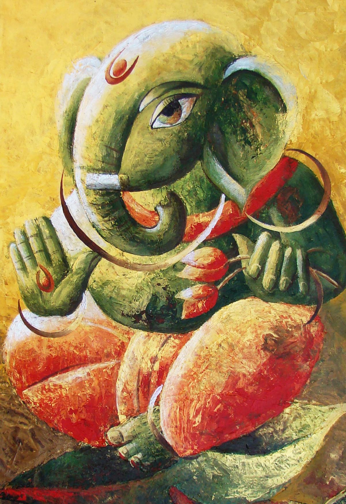 photo of ganesh ji