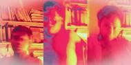 Warm Moment by Chirantan Mukhopadhya , Image Photograph, Digital Print on Paper, Pink color