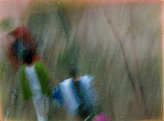 Movement Strokes 1 by Anirban Datta, Image Photograph, Digital Print on Paper, Green color
