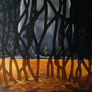 Untitled Digital Print by Pradip Unni,Surrealism