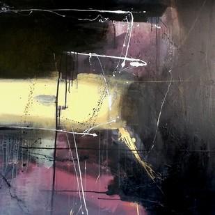Space Digital Print by Gulrez Ali,Abstract