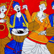 Cn 2  acrylic on canvas  60x30 inches  rs 85000