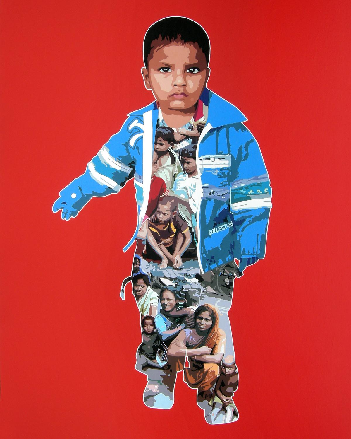 Untitled 16 Digital Print by Sanjay Verma,Pop Art