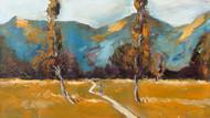 Himalaya Digital Print by Animesh Roy,Impressionism