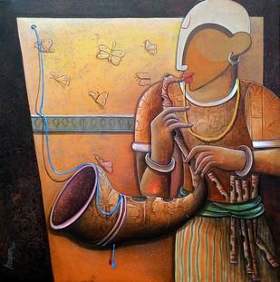 Rhythm Divine 10 Artwork By anupam pal