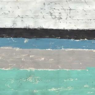 Seawall I Digital Print by Butler, John,Abstract