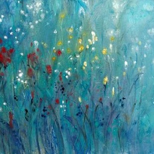 Blue Vision II Digital Print by O'Toole, Tim,Impressionism