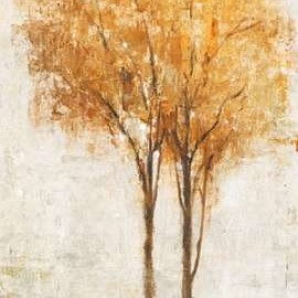 Falling Leaves II Digital Print by O'Toole, Tim,Impressionism