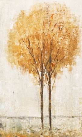 Falling Leaves I Digital Print by O'Toole, Tim,Impressionism