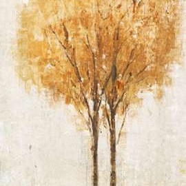 Falling Leaves I Digital Print by O'Toole, Tim,Impressionism