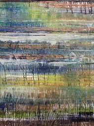 Rushes II Digital Print by Butler, John,Abstract
