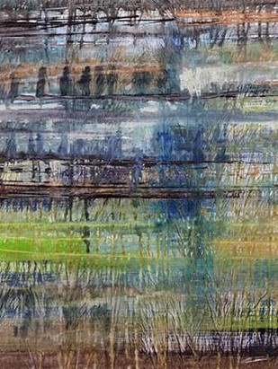 Rushes I Digital Print by Butler, John,Abstract