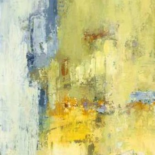 Among the Yellows I Digital Print by Bothne, Janet,Abstract