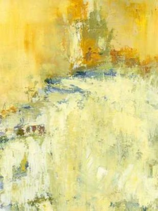 Among The Yellows II Digital Print by Bothne, Janet,Abstract