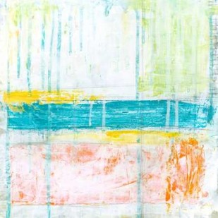 Distant Colors I Digital Print by Vess, June Erica,Abstract