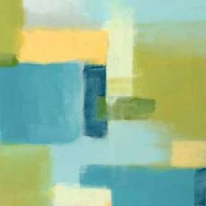 Spring Mist I Digital Print by Vess, June Erica,Abstract
