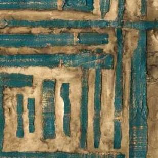 Maze I Digital Print by Goldberger, Jennifer,Abstract