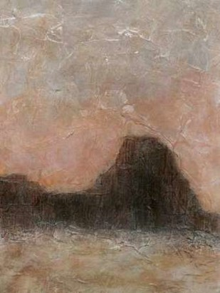 Misty Morning Mesa I Digital Print by Stramel, Renee W.,Impressionism
