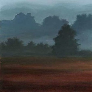 Early Morning Mist I Digital Print by Harper, Ethan,Impressionism
