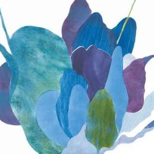 False Indigo I Digital Print by Roth, Carolyn,Impressionism