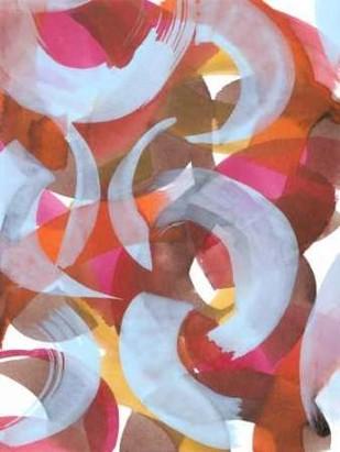 Sherbert II Digital Print by Fuchs, Jodi,Abstract