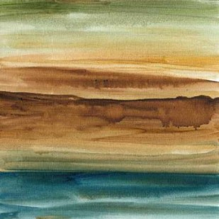 Vista Abstract I Digital Print by Harper, Ethan,Impressionism