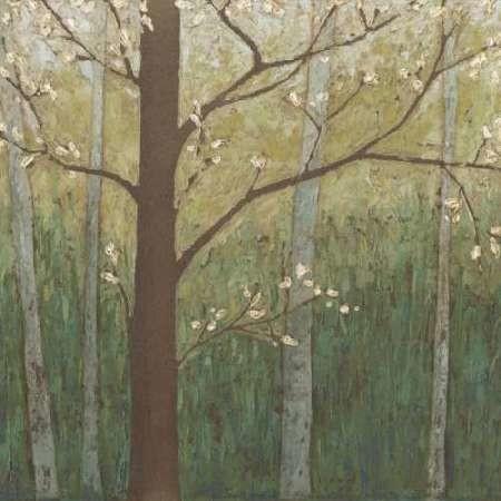 Hudson River Forest I Digital Print by Meagher, Megan,Impressionism