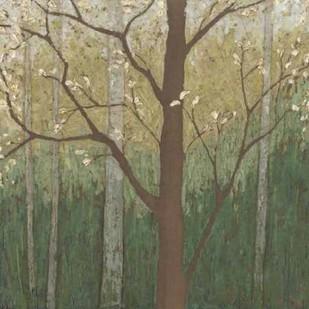 Hudson River Forest II Digital Print by Meagher, Megan,Impressionism