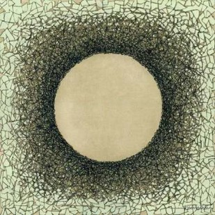 Lunar Eclipse II Digital Print by Lam, Vanna,Decorative