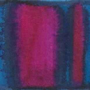 Indigo Meditation I Digital Print by Stramel, Renee W.,Abstract