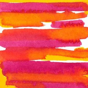 Sunset on Water I Digital Print by Stramel, Renee W.,Abstract