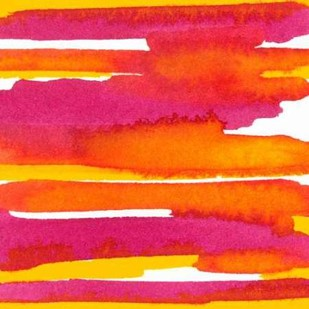 Sunset on Water II Digital Print by Stramel, Renee W.,Abstract