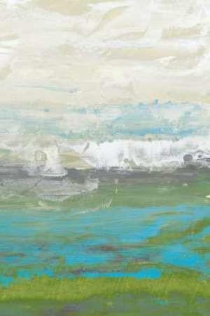 Heather Seas II Digital Print by Goldberger, Jennifer,Impressionism