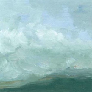 Mountain Mist I Digital Print by Harper, Ethan,Impressionism