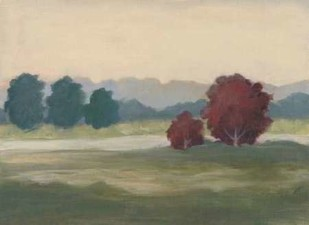 Morning Haze I Digital Print by Harper, Ethan,Impressionism