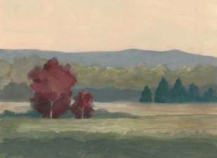 Morning Haze II Digital Print by Harper, Ethan,Impressionism