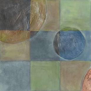 Circumspect I Digital Print by Vess, June Erica,Geometrical