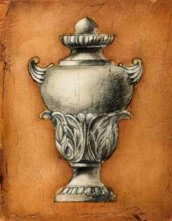 Stone Vessel II Digital Print by Harper, Ethan,Decorative