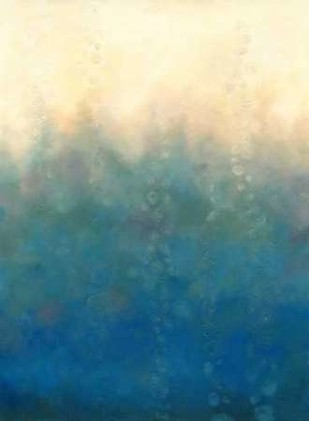 Sea and Sky II Digital Print by Zarris, Chariklia,Abstract