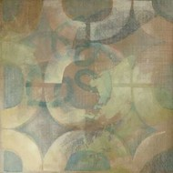 Garden Link IV Digital Print by Meagher, Megan,Abstract