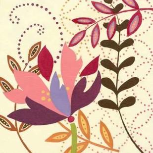 Berry Blossom II Digital Print by Vision Studio,Decorative