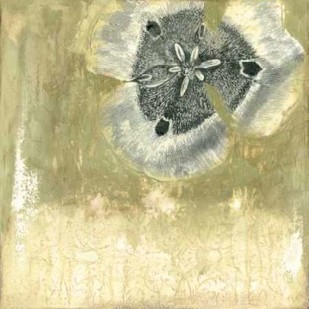 Celadon in Bloom I Print By Goldberger, Jennifer
