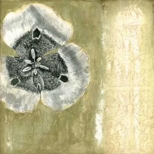 Celadon in Bloom II Print By Goldberger, Jennifer