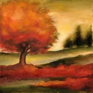 Harvest Maple II Digital Print by Harper, Ethan,Impressionism