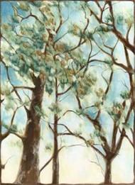 Shenandoah Sunrise II Digital Print by Meagher, Megan,Impressionism