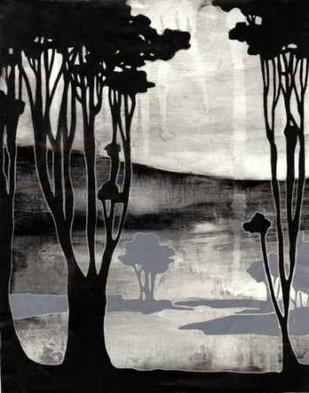 Nouveau Landscape II Print By Goldberger, Jennifer