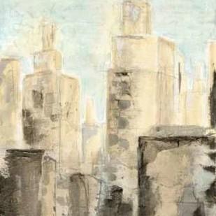 Metropolis I Digital Print by Meagher, Megan,Impressionism