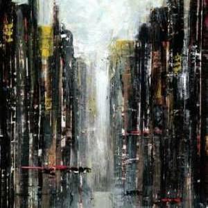 Gotham I Digital Print by Fagalde, Jarman,Impressionism